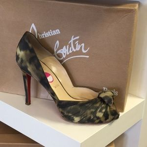 Christian Louboutin shoe
